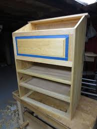 Toybox Shelf By Kansas Lumberjocks Com Woodworking Community by 13 Best Dutch Tool Chest Images On Pinterest Tool Box