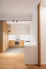 open layout apartment in barcelona exhibiting fresh clean and