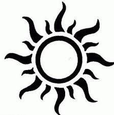 25 unique tribal sun tattoos ideas on pinterest tribal sun