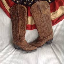 womens corral boots size 11 79 country outfitter corral boots boots corral cow