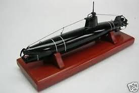Japanese Desk Ha 19 Japanese Midget Submarine Desk Wood Model Free Shipping