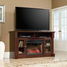 palladia entertainment fireplace credenza 419117 sauder