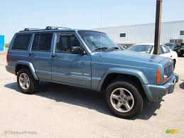 jeep cherokee sport green jeep cherokee 1999