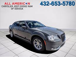 2018 chrysler 300 touring sedan ceramic gray for sale in odessa tx