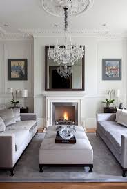Designing A Small Living Room With Fireplace Best 20 Two Couches Ideas On Pinterest Living Room Lighting