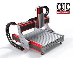 pro machine benchtop pro 2424 2 x 2 cnc machine kit cncrouterparts