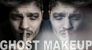 Cool Halloween Makeup Ideas For Men by Ghost Makeup Halloween Makeup Tutorial Alex Faction Youtube