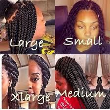 jumbo braids hairstyles pictures jumbo box braid hairstyles 2017