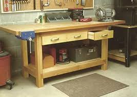 Free Wood Workbench Designs by Diy Work Bench For Cutting Boards Length Wise Woodworking Big