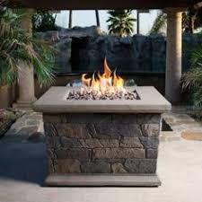 home depot fire table bond manufacturing corinthian 34 in square envirostone propane fire