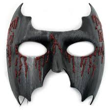 halloween masquerade mask backstreet hand painted scary masquerade mask