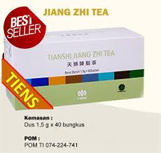 Teh Jiang jual teh pelangsing tiens jiang zhi tea di lapak bunda bisa gosend