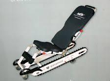 stryker evacuation stair chair model 6253 emergency medical