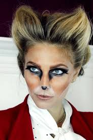 Makeup For Halloween Costumes by A Foxy Halloween Fox Makeup Ben Nye And Foxes