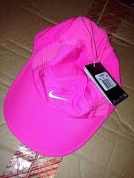nike hat dri fit feather light cap mens womens os nike dri fit feather light adjustable hat red 611811
