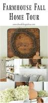 farmhouse fall home tour dandelion patina