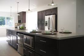 Espresso Cabinet Kitchen Talk To A Pro About Stock Kitchen Cabinets U0026 Remodeling Get A