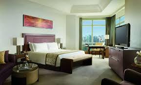 Wall Bed Jakarta Executive Grand Club Room The Ritz Carlton Jakarta Pacific Place