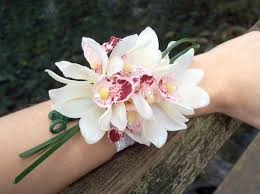 how to make wrist corsage wrist orchid corsage orchid flowers