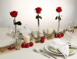 christmas table decorations made self 55 festive table decoration