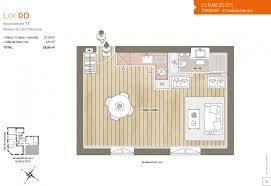 Appartement T1 RDC LOT Lot 0D Boulevard de Lyon Strasbourg