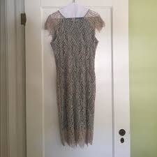 Pierre Dress Anthropologie 43 Off Mignon Doo Dresses U0026 Skirts Bhldn Pierre Dress Size 8