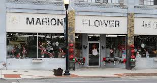 marion flower shop marion downtown announces winners of 2016 window decorating