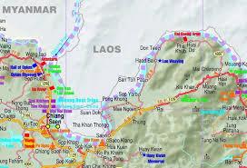 map of thailand maps of thailand laos maps tourism maps of s e asia sales