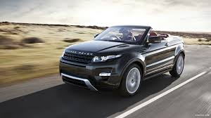 range rover concept 2012 range rover evoque convertible concept front hd wallpaper 5