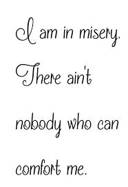 Comfort Me Lyrics Misery Maroon 5 Tan Solo Son Letras Canciones U003c3 Pinterest