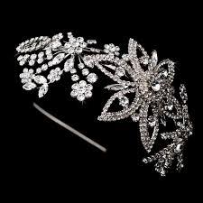 hair accessories malaysia stunning swarovski headband bridal hair accessories