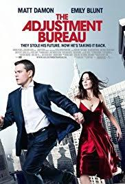 the adjustment bureau 2011 imdb