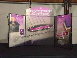 table top banners for trade shows trade show displays greenville print solutions