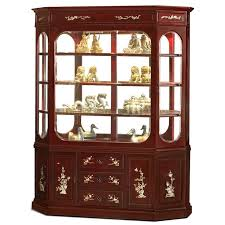 Curio Display Cabinets Uk 65 Best Curio Display Cabinets And Stands Images On Pinterest