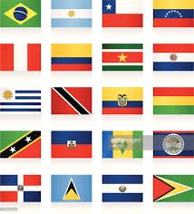 Similar Flags Flying Flags South And Central America Vector Art Getty Images