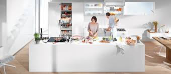 Blum Makes Kitchens Even More Practical - Blum kitchen cabinets