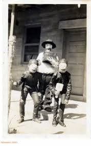 a collection of 26 nightmarish vintage halloween photos from the