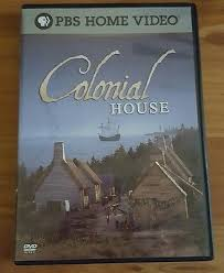 colonial house pbs colonial house pbs home video dvd 2004 2 disc set free