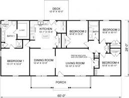 simple four bedroom house plans 4 bedroom house plans spurinteractive