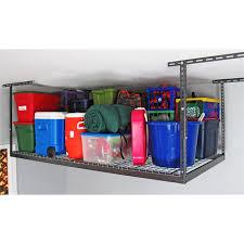 Garage Ceiling Storage Systems by Garage Storage Systems Garage Ceiling Storage Garageappeal Com