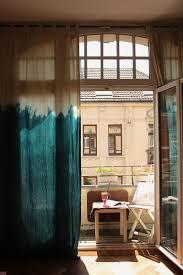 Schlafzimmer Verdunkeln Versuch Diy Dip Dye Vorhänge Craftifair