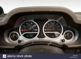 2007 jeep unlimited 2007 jeep wrangler unlimited sahara in red speedometer