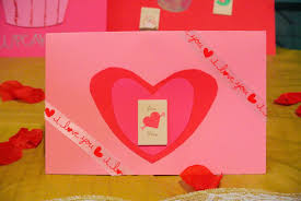 b is 4 homemade valentine u0027s day cards