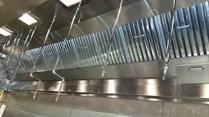 Kitchen Hood Cleaning Service
