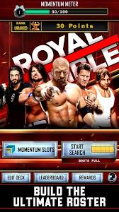 wwe games wwe supercard u2013 multiplayer card battle game android apps on