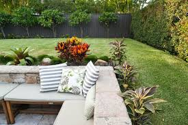 Fence Landscaping Ideas Marvelous Fence Toppers In Landscape Tropical With Painted Fence