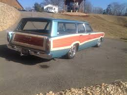 1966 ford country squire woody station wagon for sale in roanoke