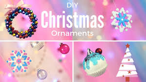 diy easy ornaments