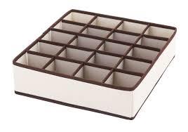ybm home fabric closet dresser drawer storage foldable organizer
