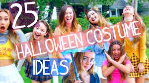 25 last minute halloween costume ideas youtube